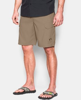 Men's UA Fish Hunter Cargo Shorts  1 Color $64.99