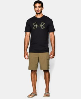 Men's UA Fish Hunter Cargo Shorts LIMITED TIME: FREE U.S. SHIPPING  $38.99 to $64.99