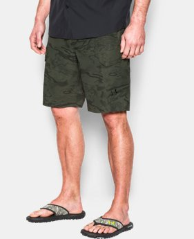 Men's UA Fish Hunter Cargo Shorts  1 Color $38.99 to $48.99