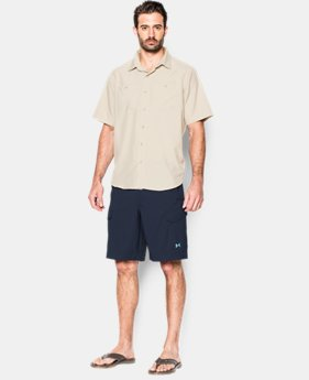 Men's UA Fish Hunter Cargo Shorts  8 Colors $74.99