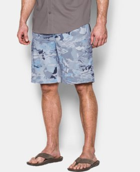 Men's UA Fish Hunter Cargo Shorts  1 Color $42.74