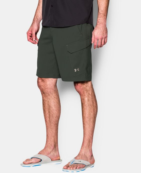 Men's UA Fish Hunter Cargo Shorts LIMITED TIME: FREE SHIPPING 1 Color $42.74 to $56.99