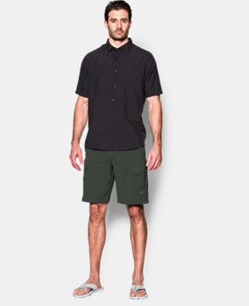 Men's UA Fish Hunter Cargo Shorts  1 Color $48.99