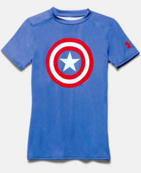 Boys' Under Armour® Alter Ego Fitted Shirt