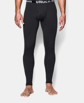 Men's ColdGear® Infrared Tactical Fitted Leggings  5  Colors Available $32.99 to $41.99