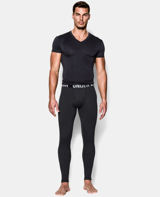 Best Seller  Men's ColdGear® Infrared Tactical Fitted Leggings LIMITED TIME: FREE SHIPPING 3 Colors $64.99