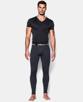 Best Seller  Men's ColdGear® Infrared Tactical Fitted Leggings   $64.99