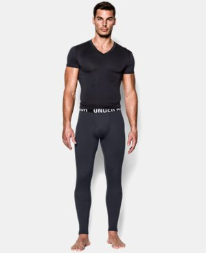 Best Seller  Men's ColdGear® Infrared Tactical Fitted Leggings LIMITED TIME: FREE SHIPPING  $64.99