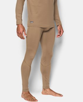 Best Seller  Men's ColdGear® Infrared Tactical Fitted Leggings  4 Colors $64.99