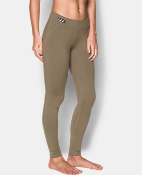Women's ColdGear® Infrared Tactical Legging  1  Color Available $54.99