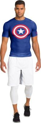 Menu0027s Under Armour® Alter Ego Compression Shirt, ...