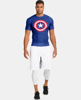 Men's Under Armour® Alter Ego Compression Shirt  1  Color $44.99