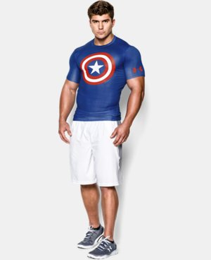 Best Seller  Men's Under Armour® Alter Ego Compression Shirt LIMITED TIME: FREE SHIPPING  $49.99