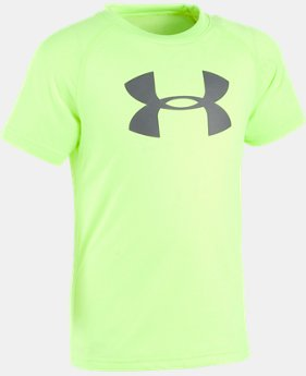 Boys' Toddler UA Big Logo T-Shirt  1 Color $18