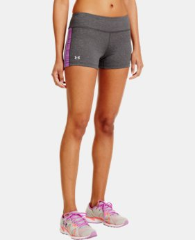 Women's HeatGear® Sonic Varsity Shorts