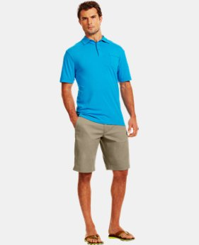 Men's UA Performance Chino Shorts  1 Color $51.99