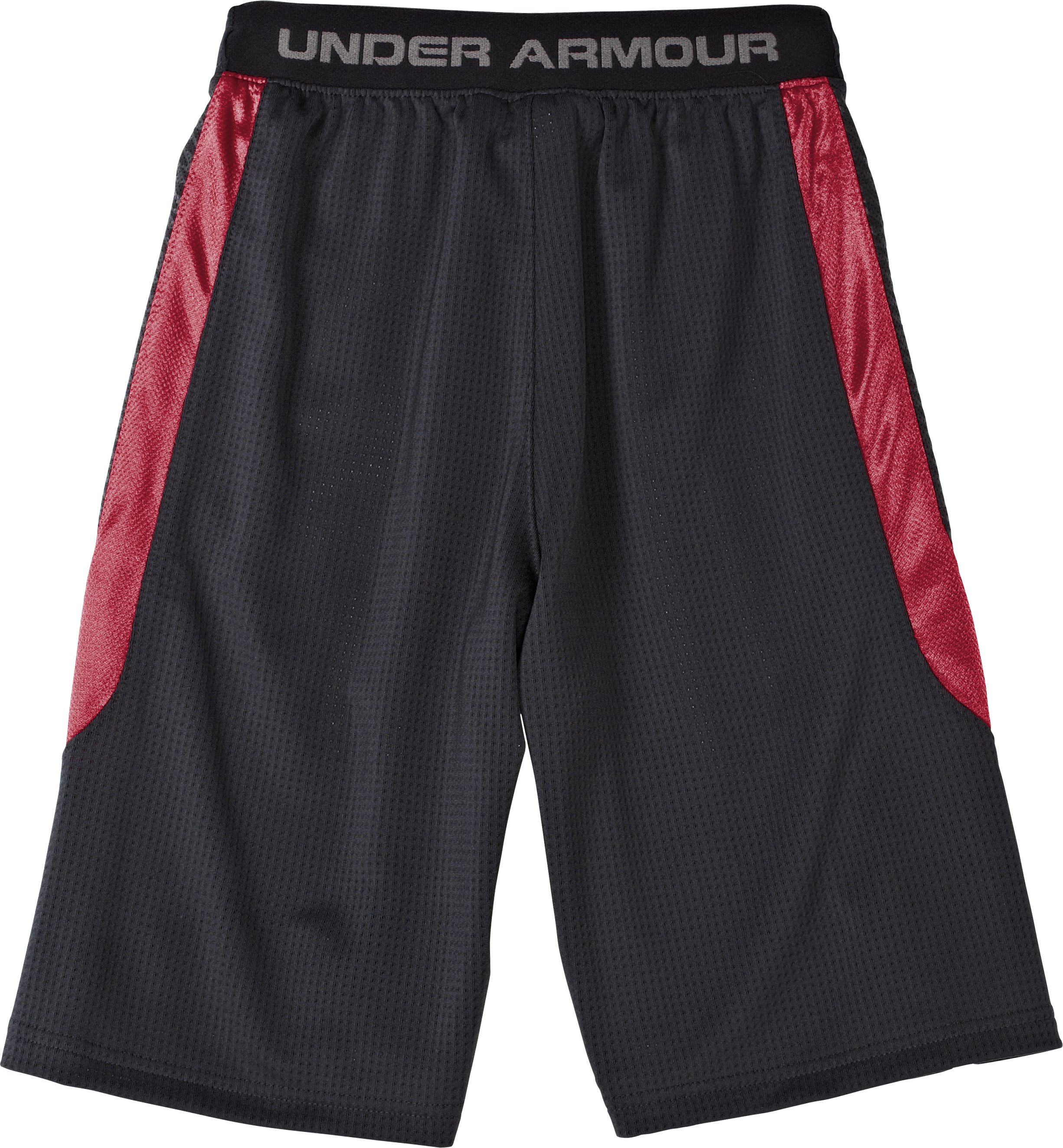 Boys' UA Ubettabelieveit Shorts, Black
