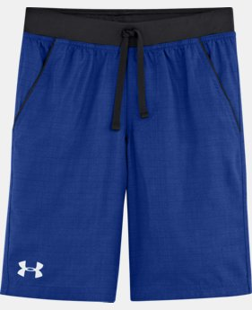 Boys' UA Plug & Play Shorts