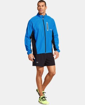 Men's ArmourVent™ Run Jacket
