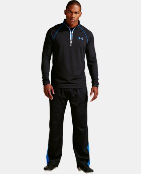 Men's NFL Combine Authentic ColdGear® Infrared ¼ Zip