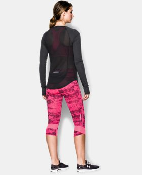 Women's UA Fly-By Long Sleeve  3 Colors $23.99 to $29.99