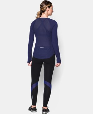 Women's UA Fly-By Long Sleeve LIMITED TIME: FREE U.S. SHIPPING  $29.99