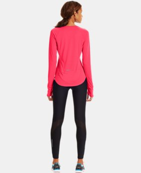 Women's UA Fly-By Long Sleeve  2 Colors $22.49 to $29.99