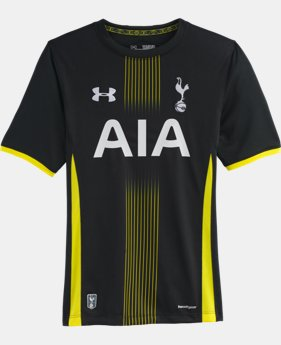 Boys' Tottenham Hotspur 14/15 Away Replica Short Sleeve Shirt