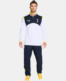 Men's Tottenham Hotspur 14/15 Training ¼ Zip