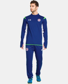 Men's Cruz Azul 14/15 UA Storm Training Midlayer Top