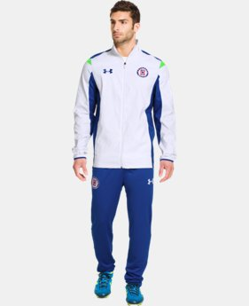 Men's Cruz Azul 14/15 UA Storm Travel Jacket
