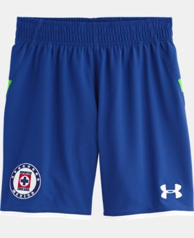 Boys' Cruz Azul 14/15 Training Shorts