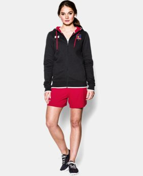 Women's UA Storm Full Zip Hoodie EXTRA 25% OFF ALREADY INCLUDED 2 Colors $44.99
