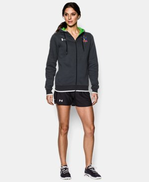Women's UA Storm Full Zip Hoodie LIMITED TIME: FREE U.S. SHIPPING 1 Color $44.99 to $59.99