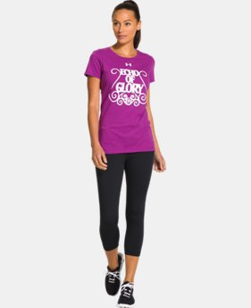 Women's Tottenham Echo Of Glory UA Charged Cotton® T-Shirt