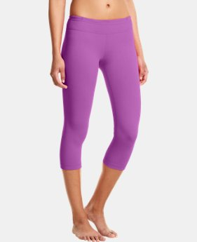 Women's UA StudioLux® Tight Capri LIMITED TIME: FREE U.S. SHIPPING 1 Color $38.99 to $48.99