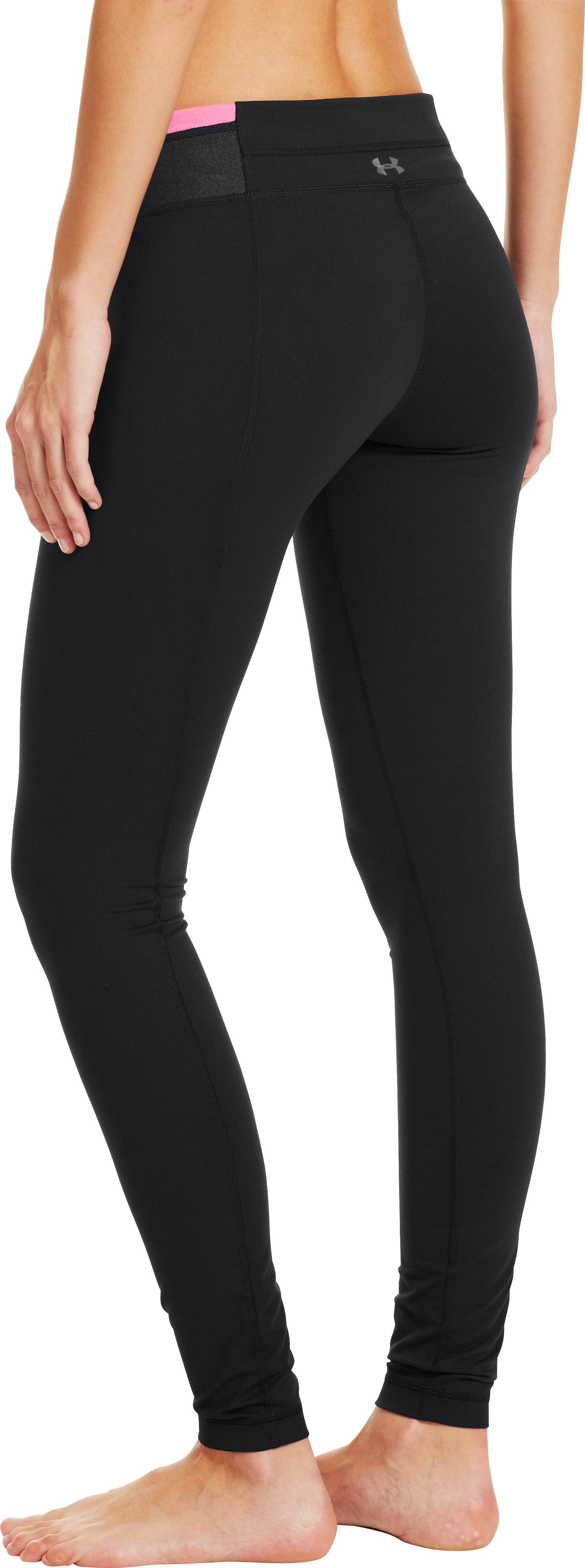 Women's UA StudioLux® Quattro Leggings, Black