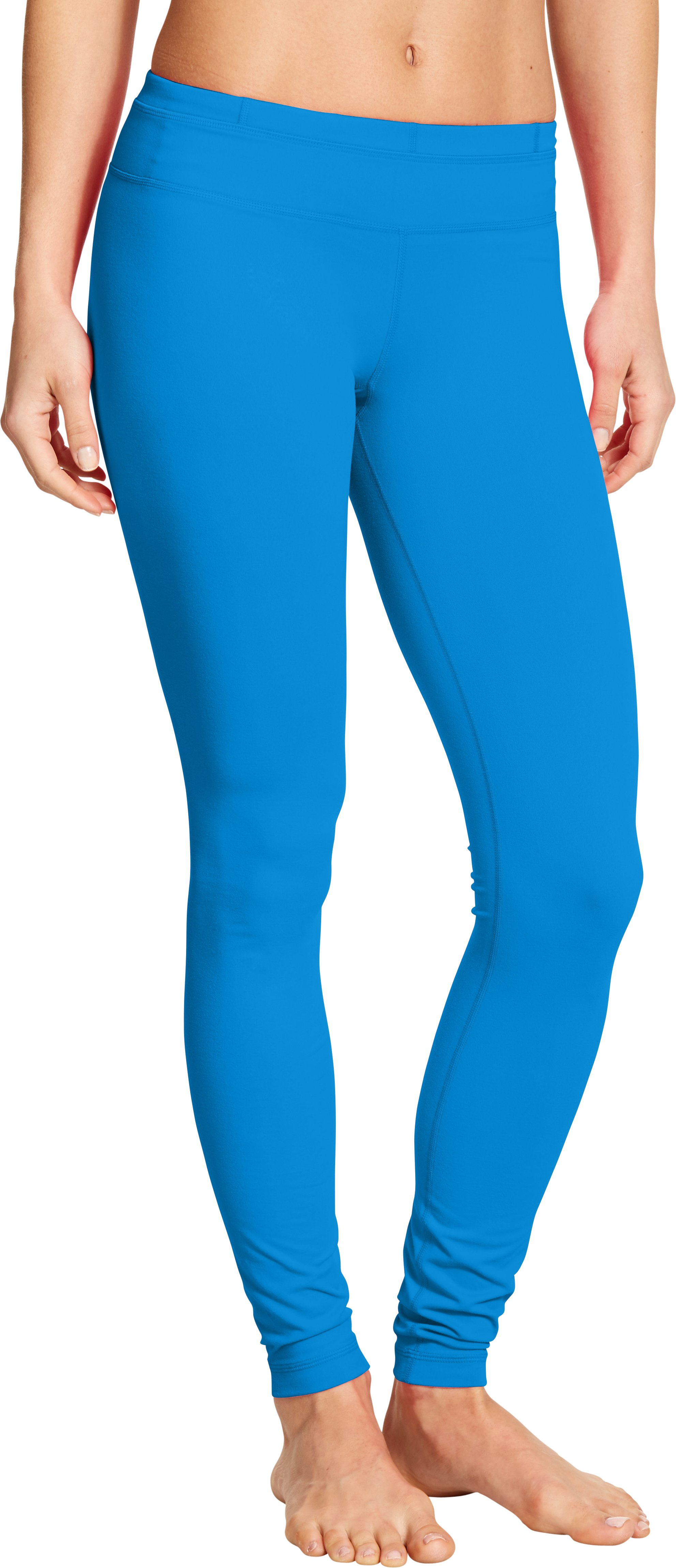 Women's UA StudioLux® Quattro Leggings, ELECTRIC BLUE