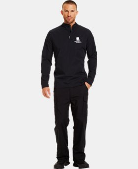 Men's WWP ColdGear® Infrared Tactical ¼ Zip