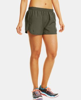 Women's UA Tactical Training Shorts