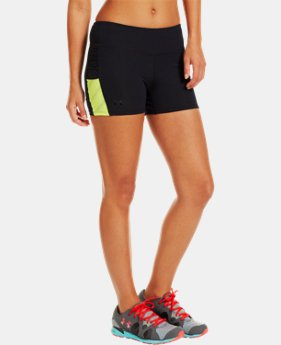 Women's HeatGear® ArmourVent™ Shorts