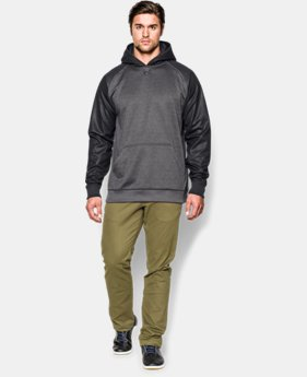 Men's UA Storm Armour® Fleece Team Hoodie  10 Colors $64.99