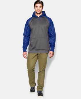 Men's UA Storm Armour® Fleece Team Hoodie LIMITED TIME: FREE SHIPPING  $74.99