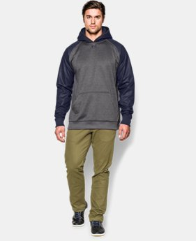Men's UA Storm Armour® Fleece Team Hoodie LIMITED TIME: FREE SHIPPING 7 Colors $74.99