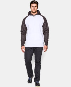 Men's UA Storm Armour® Fleece Team Hoodie LIMITED TIME: FREE SHIPPING 1 Color $42.74 to $56.99