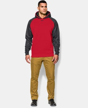 Men's UA Storm Armour® Fleece Team Hoodie  1 Color $36.74 to $48.99