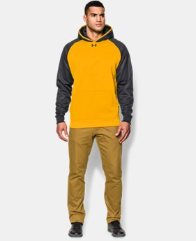 Men's UA Storm Armour® Fleece Team Hoodie  1 Color $42.74