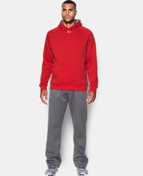 Men's UA Rival Fleece Team Hoodie   $44.99