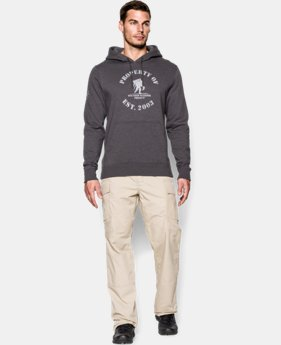 Men's UA WWP Property Hoodie  1 Color $38.99