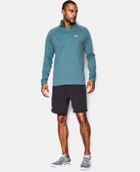 Men's UA HeatGear® Flyweight Run ¼ Zip LIMITED TIME: FREE U.S. SHIPPING 2 Colors $35.99 to $44.99